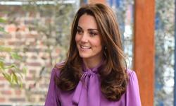 Kate Middleton asteapta al patrulea copil?