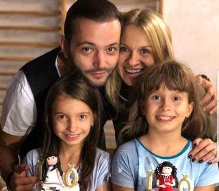 """Mihai Morar a ales numele celei de-a treia fetite. """"A fost disputa in familie"""""""