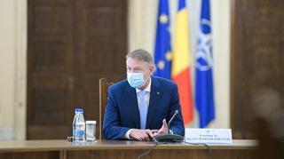"""Klaus Iohannis: """"Scoala nu va incepe sigur in conditii normale"""""""