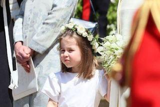 TREI fotografii NOI cu Printesa Charlotte, cu ocazia zilei sale de nastere