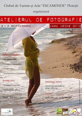 Atelier de Fotografie – Vama Veche 2012