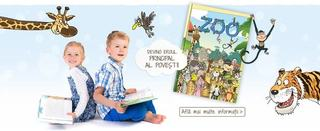 Cartile personalizate motiveaza copiii sa citeasca mai mult