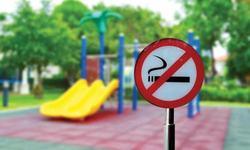Proiect legislativ: Fumatul interzis in parcuri si in masini in care se afla minori sau femei insarcinate