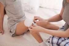 Primul ajutor pentru copii: cel mai des intalnite tipuri de rani