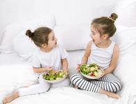 Cum ii convingem pe copii sa manance legume?