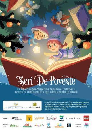 Seri de Poveste 2014, un cadou de Craciun pentru toti copiii