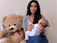 Lili Sandu, de urgenta la spital cu baietelul, de Craciun