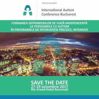 Specialisti din Norvegia la Conferinta Internationala de Autism
