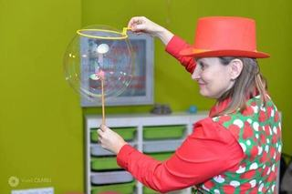 O calatorie magica prin universul baloanelor de sapun