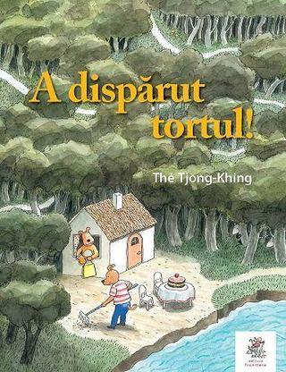 A disparut tortul! de T. T. Khing, o carte de cautare cu mult suspans