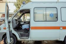 "Spitalul Clinic de Urgenta pentru Copii ""Grigore Alexandrescu"" a ramas  doar cu o  ambulanta veche"