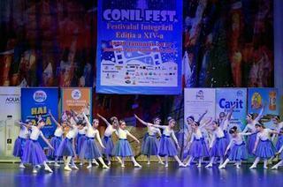 CONIL Fest - Festivalul Integrarii, editia a XIV-a, doua zile de regal artistic