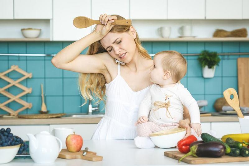 Cum sa gasesti timp pentru tine cand esti o mamica ocupata