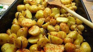 Cartofi a la Provence