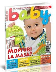 Ghidul complet al ingrijirii copilului 0-5 ani, impreuna cu revista Baby