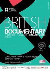 British Documentary, 15 octombrie – 17 decembrie 2012