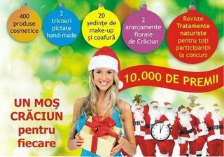 MEGA-CONCURS! 10.000 de premii oferite de Craciunul Verde Expo!