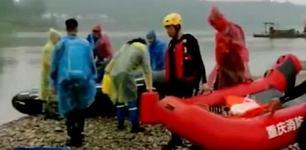 Opt copii s-au inecat dupa ce unul dintre ei a cazut in rau, iar ceilalti au sarit sa-l ajute