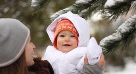 Cum ingrijim pielea bebelusilor iarna
