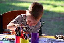 Ce inseamna desenele facute de copil? Culorile folosite sunt adevarate mesaje