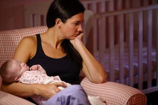 Femeile care nasc baieti au o predispozitie mai mare sa sufere de depresie postpartum
