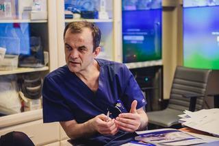 """Catalin Cirstoveanu, medicul copiilor, s-a mutat in spital: """"Avem 30 de copii bolnavi in stare grava"""""""