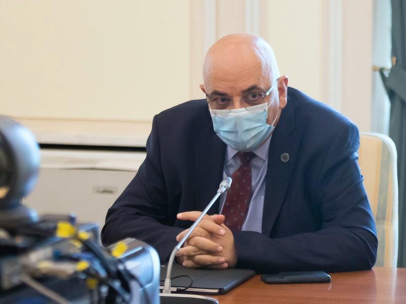 "Raed Arafat: ""Posibil sa se raspandeasca din nou, prin copii, virusul din casa in casa"""