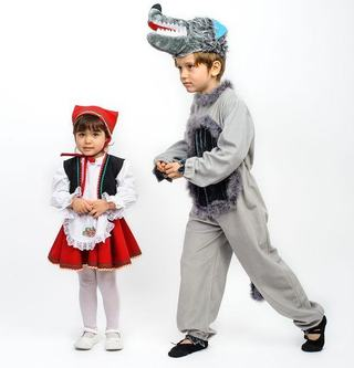 Costume si accesorii pentru petreceri de copii mari si mici
