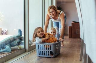 Ce poti face in casa cu copiii atunci cand e urat afara