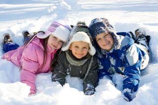 Activitati distractive de iarna pentru copii dupa perioada sarbatorilor