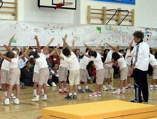 Ecaterina Andronescu vrea sa scoata orele de sport de la clasa pregatitoare si clasa I