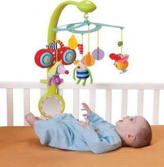 Jucarii pentru invatare, potrivite pentru bebelus