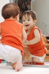 Bebelusul la 6 luni si 3 saptamani