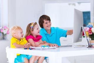 Impactul jocurilor pe calculator asupra copiilor