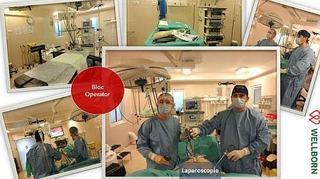 Tratarea cu succes a cazurilor tumorale prin chirurgia laparoscopica