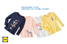 Tinuta fetitelor pentru gradinita - trendy si confortabila