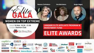 ELITE Business Women, cea mai mare companie de antreprenoriat feminin va invita la Gala - Women On Top Extreme