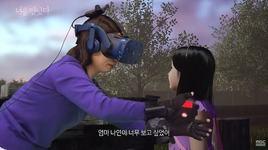 Video. O mama si-a reintalnit fetita moarta cu ajutorul realitatii virtuale