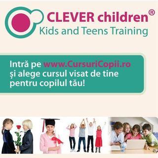 S-a deschis centrul CLEVER Children in Sectorul 1!