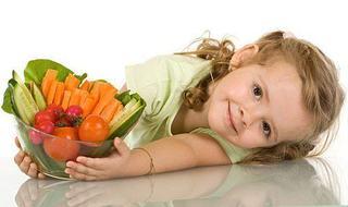Cat si ce ar trebui sa manance copilul la 2-3 ani?