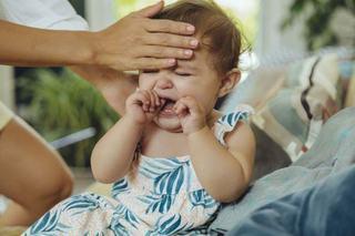 Semne ale deshidratarii la copiii mici