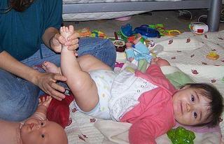 Importanta masajului pentru familiile cu copii adoptati