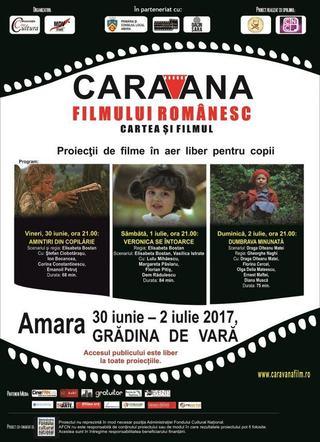 Sfarsit de saptamana cu filme pentru copii la Amara