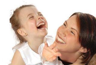 Cum sa cresti un copil amuzant si care stie sa se distreze