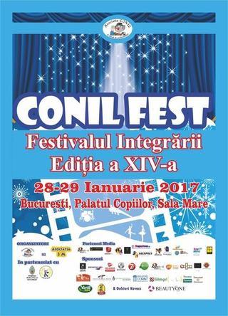 CONIL Fest, Festivalul Integrarii, Editia a XIV-a
