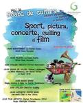 Roaba de cultura 24 - 26 august