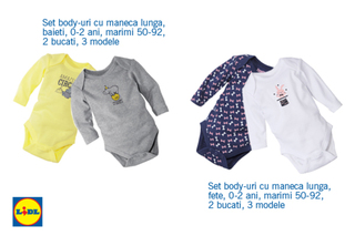 Care sunt cele mai utile piese de imbracaminte la bebelusi