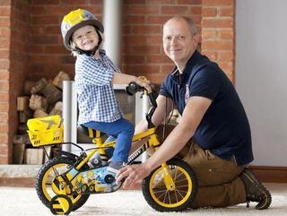 Bicicleta pentru copii. Criterii de alegere si masuri de siguranta