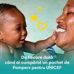Pampers si Unicef sarbatoresc 15 ani de reusite