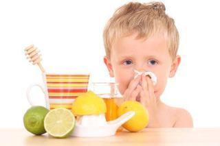 Alimente benefice pentru copiii bolnavi